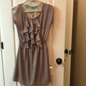 Buttons size small dress